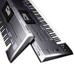 Tyros 5 et clavier midi ...par Thericounet