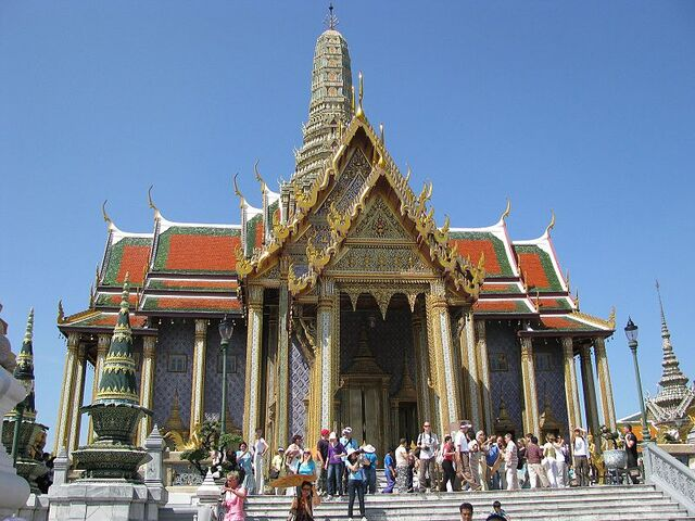 Blog de lisezmoi : Hello! Bienvenue sur mon blog!, La Thailande : Bangkok