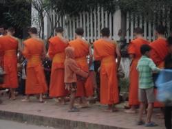 Luang Prabang (11/12/12 au 15/12/12)