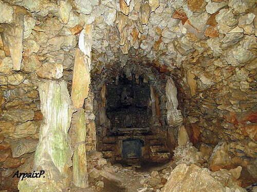 Monastère du Carol   Baulou Ariège