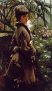 In the Greenhouse - James Jacques Joseph Tissot - www.jamestissot.org
