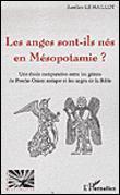 Les anges sont-ils nés en Mésopotamie ?