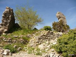 Périllos, village abandonné