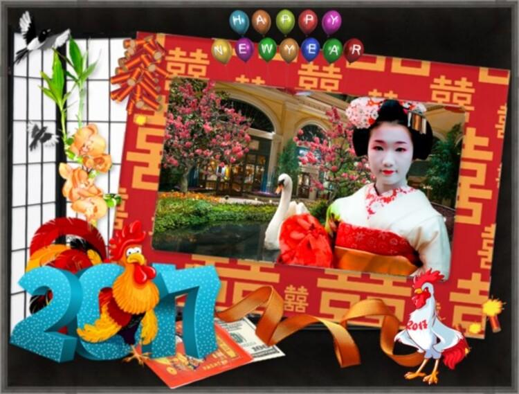 créa défi (nouvel an chinois)