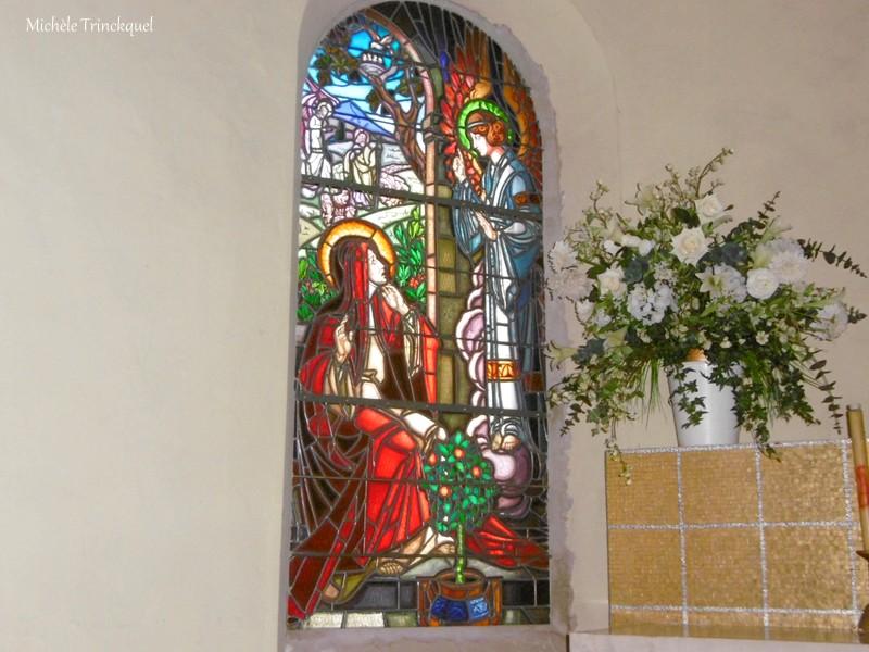 """L'Eglise d'HENDAYE """"plage"""", le 6 décembre..."""