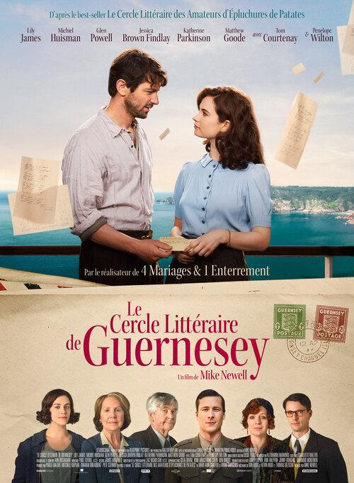 Cinéma  -  Le cercle littéraire de Guernesey