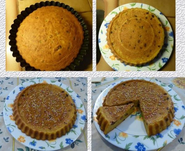 Gâteau citrouille (1)