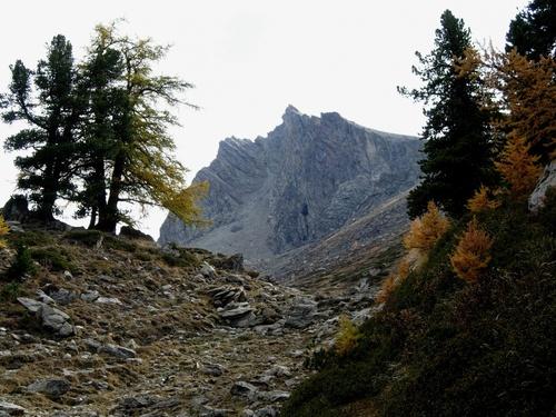 La Saume (3043 m)