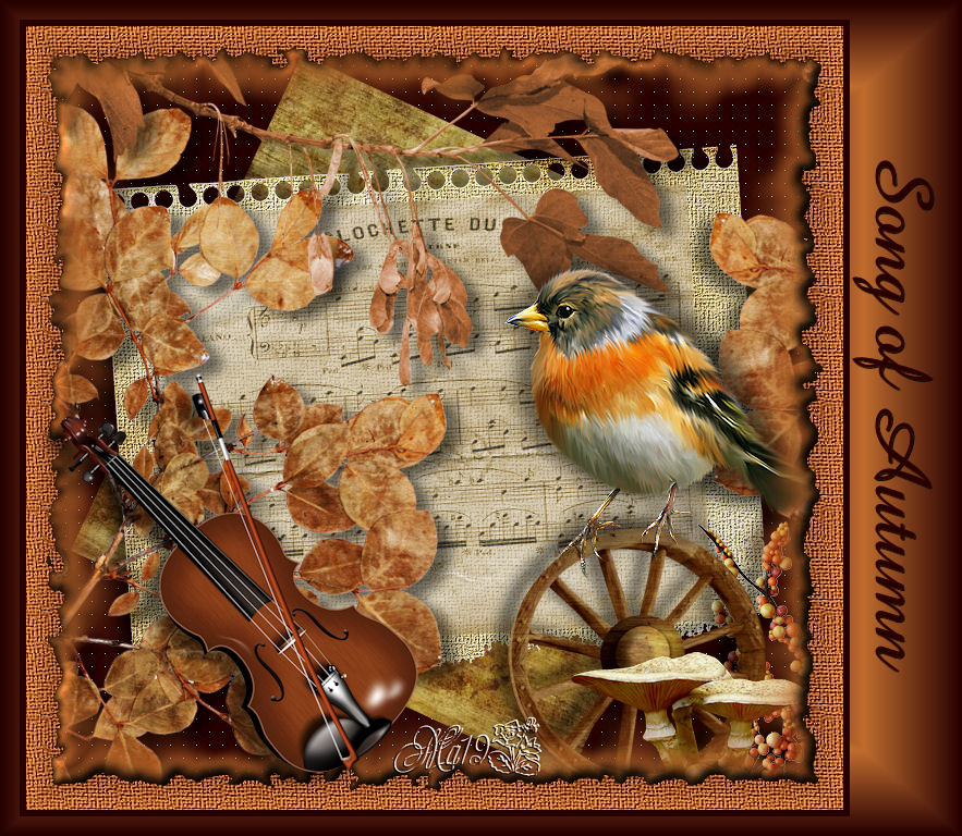 Song of autumn