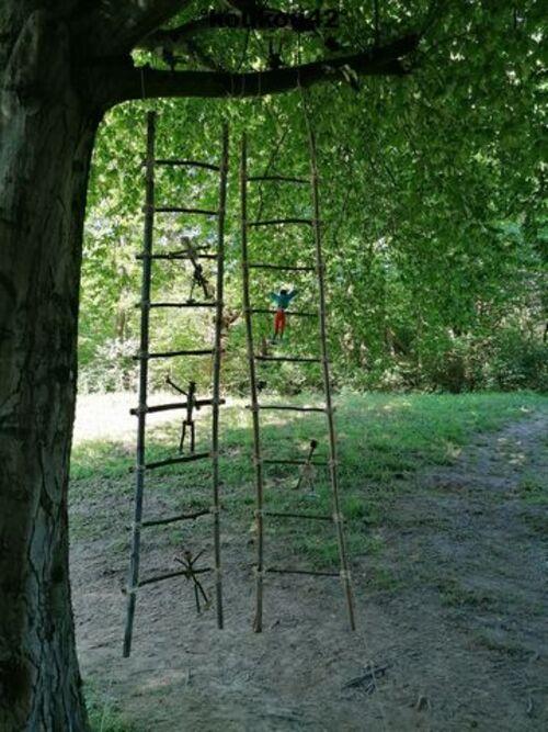 "seyssuel. Le sentier ""Art-Nature"" 2021 (4)."