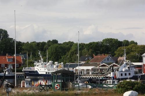 Solvesborg en Suède
