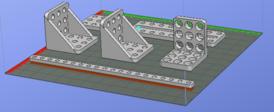 Pièces mécaniques pour mBot à imprimer en 3D