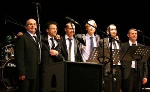 Concert caritatif à Fismes le 10 mars 2012