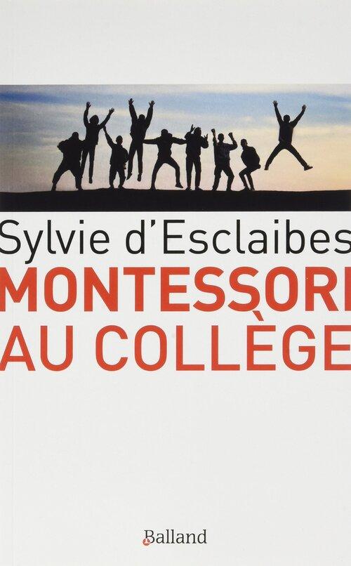 [Livre] Montessori au collège