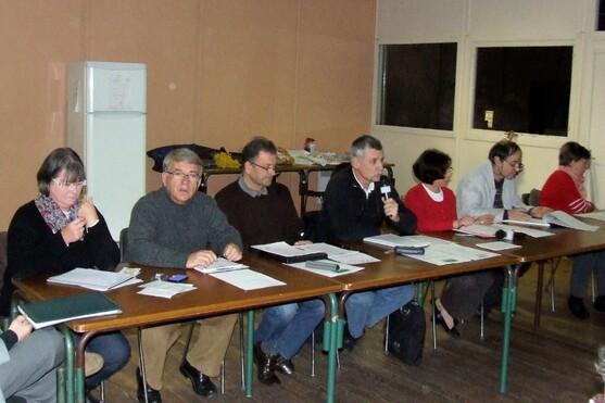 Assemblée générale du 16 janvier 2015