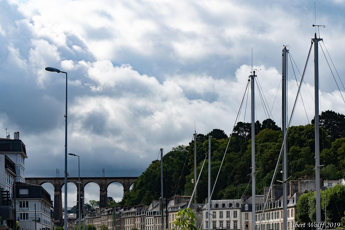 Finistère 2019 - Morlaix, côté fleuve