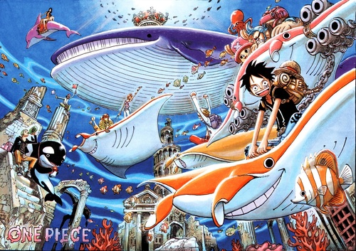 One Piece Saison 6 :