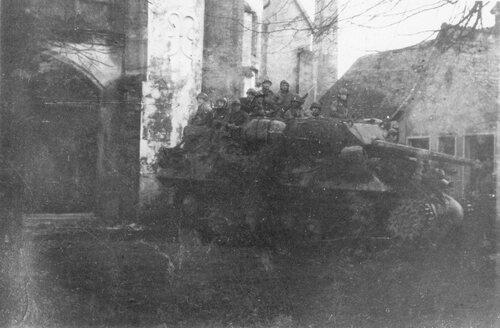Etape n° 32 - La Campagne des Vosges se termine sur Masevaux et vers Thann pour les Commandos, le Groupement Simon, la  Brigade Delange et le 22e B.M.N.A.