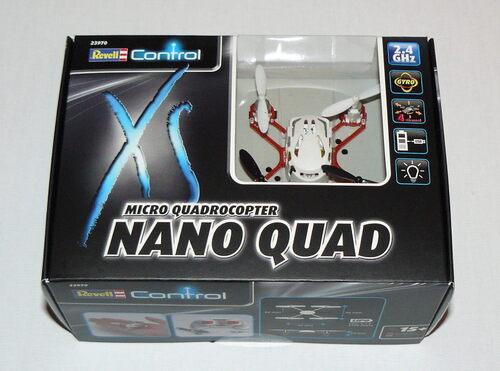 Nano Quad Q4 Blanc - Revell / Hubsan