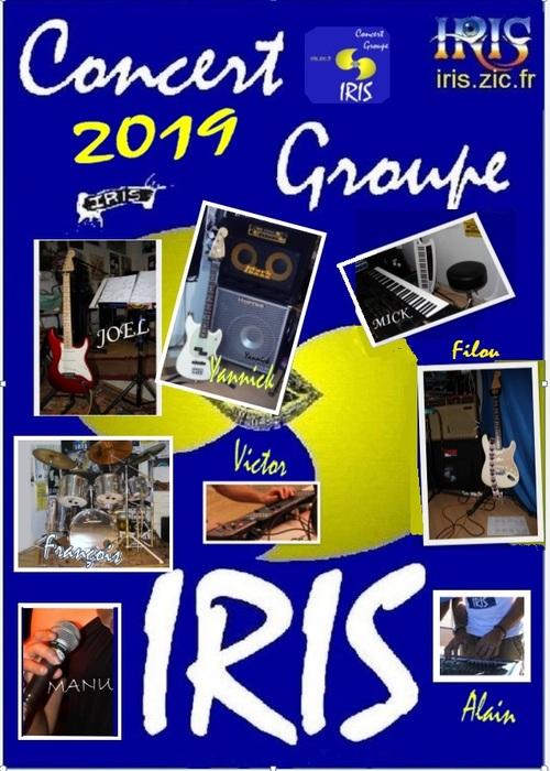 GROUPE IRIS 2018