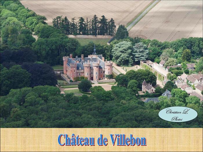 Château de Villebon (Eure-et-Loir)...