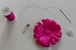 """Tuto : La broche """"fleur"""""""