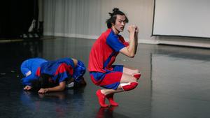 dance ballet ginger krebs dance style