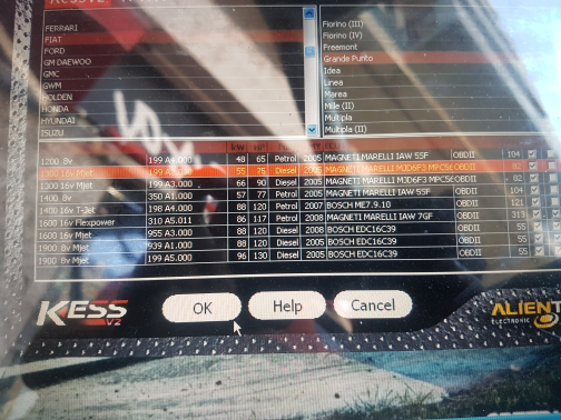 Kess v5 017 ksuite v2 23 new added ECU list - obd365