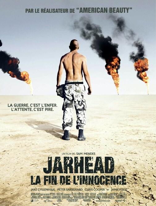JARHEAD LA FIN DE L'INNOCENCE BOX OFFICE FRANCE 2006