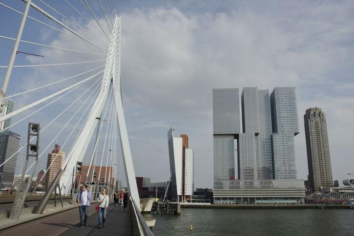 Photos-Villes du Monde 3:  Bons plans à Rotterdam