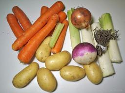 Des légumes pour la semaine du goût
