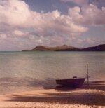 Mes vingt-six lettres : I comme île