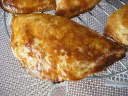 Blog de chacha : Les desserts de Chacha, Gosettes aux pommes - Chaussons aux pommes