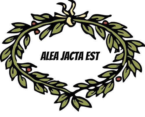 ALÉA JACTA EST