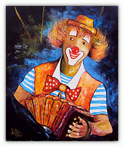 ♦  Clown - Corse - Carcas - Nature  (Francis)