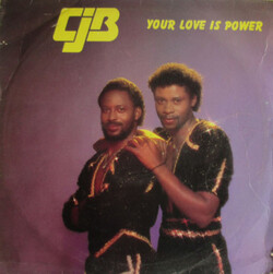 CJB - Your Love Is Power - Complete EP