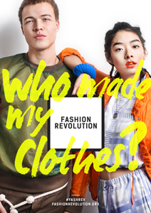 Fashion Revolution Day - © DR