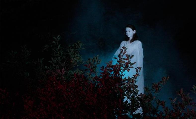 Fantôme de la Dame Blanche