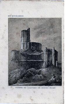 LES REMPARTS DE GISORS (Eure)
