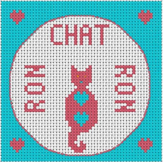 CHAT RONRON 10