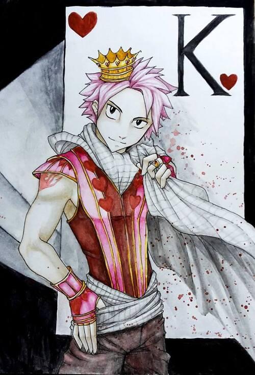 ♣ . ♠ . ♦ . ♥- reine et roi -♣ . ♠ . ♦ . ♥