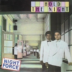 Night Force - Hold The Night - Complete LP