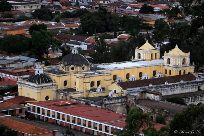 Eglise et couvent de La Merced