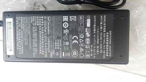 LG ADS-110CL-19-3 190110G adapter