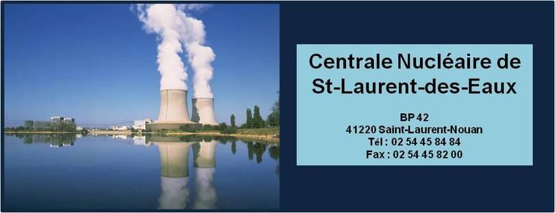 Centrale Nucléaire St Laurent des eaux (13/02/14)