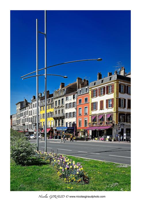 Sud Bourgogne de Mâcon à Solutré