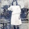 jeune fille en 1900