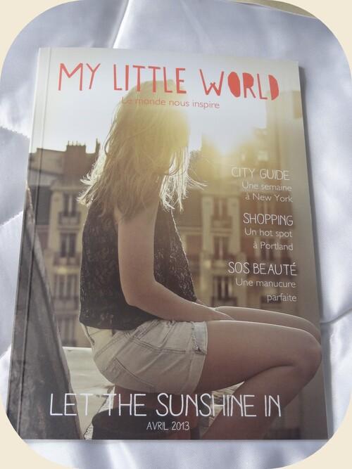 My Little Sunshine Box (Avril 2013)