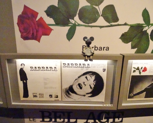 Barbara for ever.