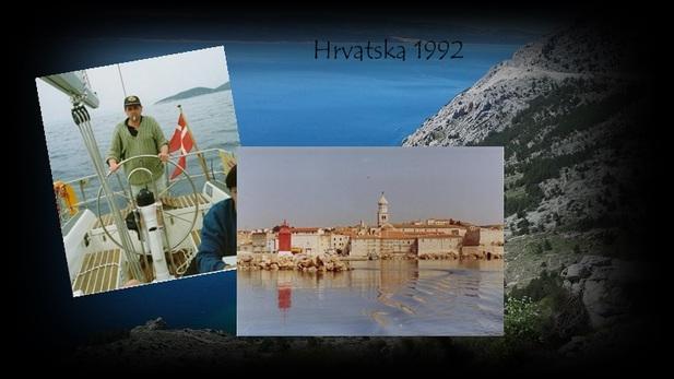 Croatie 1992